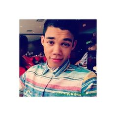 Roshon Fegan Chillin In Charlotte 5/27/2012 ROSHON) Roshon Fegan on... ❤ liked on Polyvore Roshon Fegan, Charlotte, Polo Shirt, Actresses, Polyvore, Mens Tops, Shirts, Fashion, Female Actresses