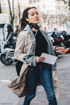 Street Style PFW XII