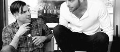 Zachary Quinto And Chris Pine's Bromance Is The Best Bromance