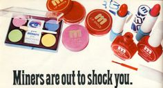 Miners makeup - loved their nail varnish, and it was sooo cheap 1970s Looks, Teenage Years, Childhood Memories, Nail Colors, Nail Polish, Nails, 1970s Makeup, Nostalgia, 70s Toys