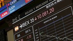 Se derrumbó la Bolsa de Madrid por la crisis con Cataluña
