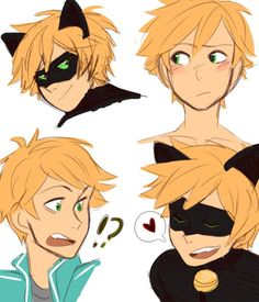 Chat Noir (Adrien)
