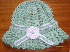 Vestidos+De+Bebe+En+Crochet   Capelinas tejidas en crochet para bebes de 0 a 3 meses.En todos los ...