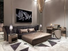 Plaza - Bedroom | Visionnaire Home Philosophy
