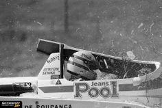 ayrton senna, Formula 1 1983, Misc, Photo: Sutton
