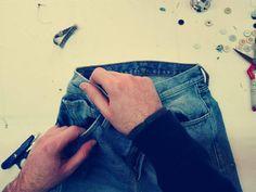 handmade in portugal with love www.alyjohn.com #alyjohn #alyjohndenim #handmade #handmadeinportugal #truedenimtruepeople #bluejeans #jeans #denimjeans #denim