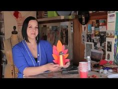 Thanksgiving Day Crafts for Kids : Fall Crafts for Kids