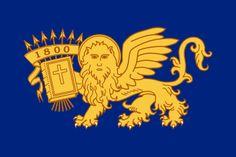 Flag of the Septinsular Republic   1800–1815