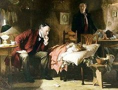 "Doctors' Day March 2013 — ""a symbol of professional devotion"" — 'The Doctor' painting by Sir Luke Fildes Dr Luke, Images D'art, The Doctor, France Culture, Tate Gallery, Paul Cezanne, Carl Jung, Art Pictures, Twitter"