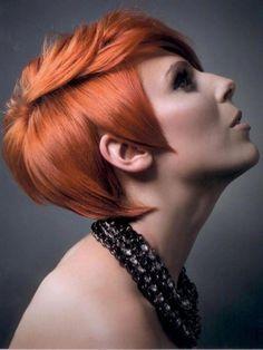 Red #Hair