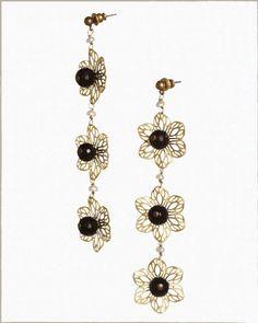 Handmade earrings, made with love.  Gioà