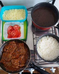 Fogão Vegano (@fogaoveg) • Fotos e vídeos do Instagram Food Business Ideas, Food Gallery, I Foods, Goodies, Food And Drink, Cooking Recipes, Tasty, Vegan, Dining
