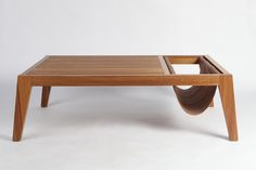Duran Table for Schuster by Zanini de Zanine