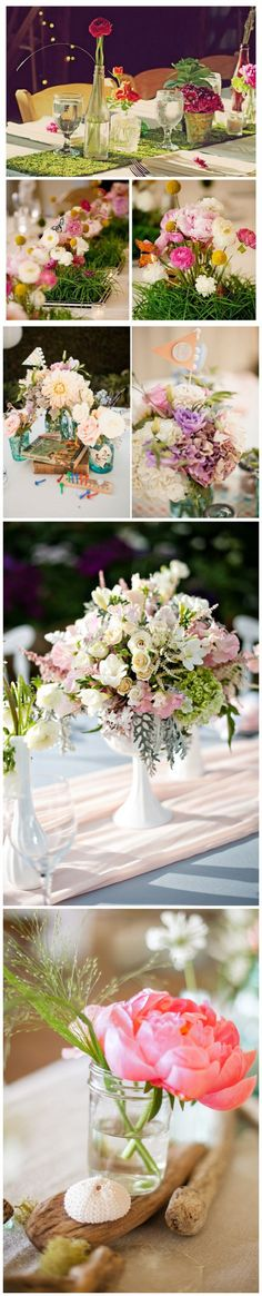 fantastic flowers by the wedding