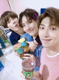 with his hyungg