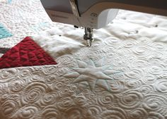 Free-Motion Quilting for Beginners: 10 Tips