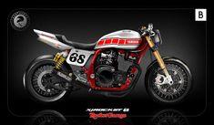 XJR 1300 by Kentauros - RocketGarage - Cafe Racer Magazine