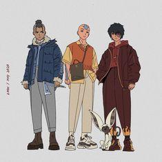 Suki Avatar, Korra Avatar, Team Avatar, The Last Avatar, Avatar The Last Airbender Art, Avatar Funny, Character Design, Character Art, Zuko