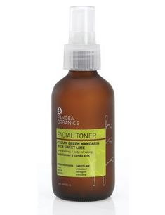 Pangea Organics Facial Toner Italian Green Mandarin and Sweet Lime