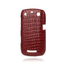 Coque imitation Crocodile pour BlackBerry Curve