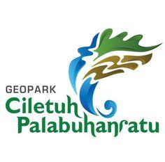 Ciletuh Palabuhanratu Geopark logo