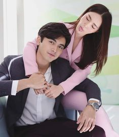 Cute Love Couple, Sweet Couple, Chines Drama, O Drama, Lee Min Ho Photos, Bone Tattoos, Korean Wedding, Korean Couple, Thai Drama