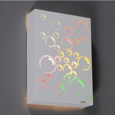 Wall Lamp Kids Bubbles
