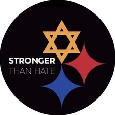 The Pittsburgh synagogue shooting was a mass shooting that occurred at Tree of Life – Or L'Simcha Congregation[a] in the Squirrel Hill neighborhood of Pittsburgh, Pennsylvania, on October while Shabbat morning services and a bris were being held Steelers Gear, Here We Go Steelers, Pittsburgh Steelers Football, Steelers Stuff, Pittsburgh City, University Of Pittsburgh, Pittsburgh Sports, Steel Curtain, Steeler Nation