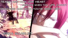 my anime quotes favourites by MagiYouma on DeviantArt
