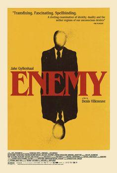 """""""Enemy"""" : l'énigmatique affiche du nouveau film du réalisateur de """"Prisoners"""" - News films Vu sur le web - AlloCiné"""