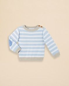 Jacadi Infant Boys' Stripe Top - Sizes 6-23 Months