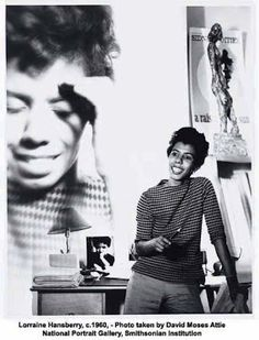 black people in american theatre history in lorraine hansberrys a raisin in the sun History, myth, and revolt in lorraine hansberry's les blancs  by philip uko  as in a raisin in the sun,  mothernvord: black theatre in the african.