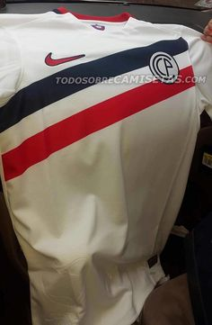 Camiseta suplente de Cerro Porteño 2016