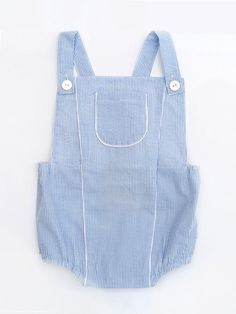 Oh my heck this is a cute romper I think I need to make one for the little guy.