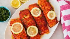 This Pan-Fried Salmon Is Perfect For Date NightDelish Baked Salmon Recipes, Fish Recipes, Seafood Recipes, Cooking Recipes, Healthy Recipes, Cooking Ideas, Indian Recipes, Bread Recipes, Pan Fried Salmon
