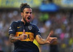 Boca Juniors to release Dani Osvaldo after being caught smoking and taking nude selfies [Football Italia]