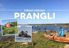 Insel Prangli Estland: Erfahrungsbericht zu Insel Prangli Sehenswürdigkeiten, Fahrradtour auf der Insel und Robben Beobachtung mit dem Boot.