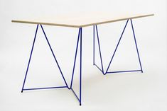 table trestle - purchased individually in a range of hues