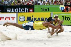 FIVB Beach-volleyball Swatch tour
