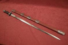 Espadas Orientales : Espada china de Taichi