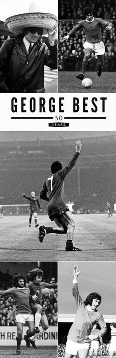 ManUtd.com recalls five fantastic games from George Best's Manchester United career.
