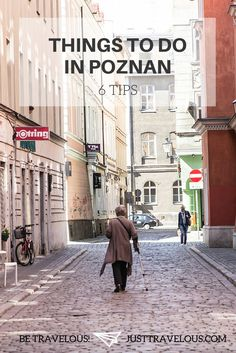 Best things to do in Poznan, Poland. Places you need to see and things you need to do when visiting this beautiful city in Poland. #Poznan #Posen #Poland #citytrip #Europe