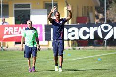 """Bruno Alves: """"Cristiano Ronaldo mi ha spinto a venire a Cagliari"""" - http://www.maidirecalcio.com/2016/07/30/bruno-alves-cristiano-ronaldo-cagliari.html"""