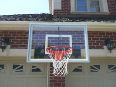 Play on top of the line basketball courts and multigame flooring with custom basketball hoop to give your organization a professional appearance at an affordable price. Basketball Equipment, Basketball Goals, Backyard Basketball, Tennis Racket, Photo Galleries, Gallery, Sports, Projects, Outdoor