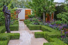 Chelsea 2015 Gold medal winner 'The Morgan Stanley Healthy Cities Garden' by Chris Beardshaw