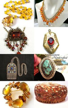 Ecochic Team Fab Friday Fresh Vintage Finds Treasury  by Patricia Grant on Etsy--Pinned with TreasuryPin.com