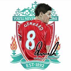 Steven Gerrard ❤