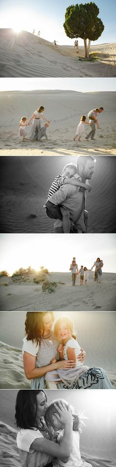 © Summer Murdock | Utah Family Photographer Sand Dunes Light Child Photography Family Photography Little Sahara
