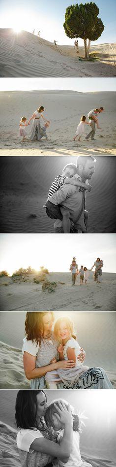 © Summer Murdock | Utah Family Photographer Sand Dunes Light Child Photography Family Photography Little Sahara