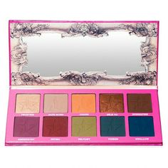 ! JEFFREE STAR Androgyny Palette